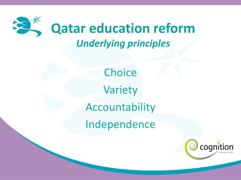 Qatar education reform