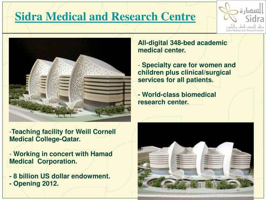 Sidra Medical and Research Centre