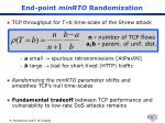 end point minrto randomization25