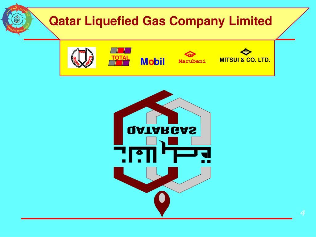 Qatar Liquefied Gas Company Limited