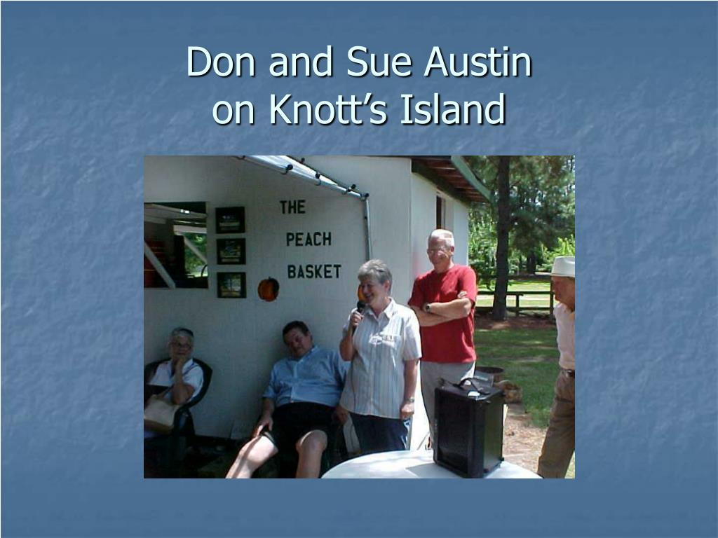 Don and Sue Austin