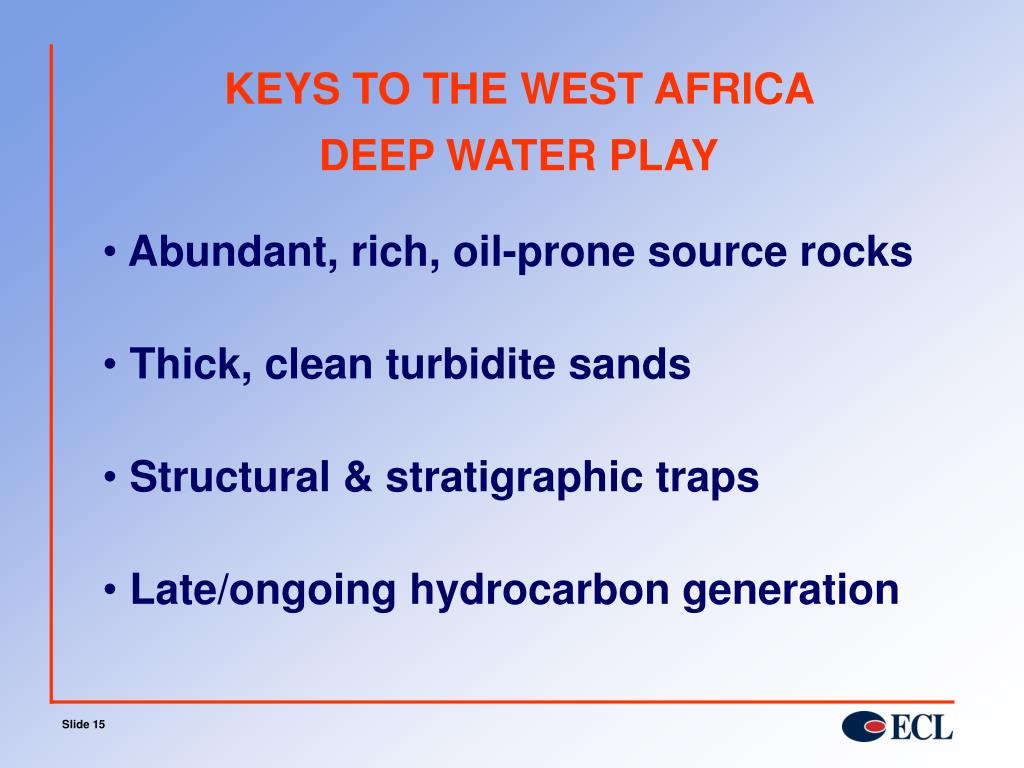 KEYS TO THE WEST AFRICA