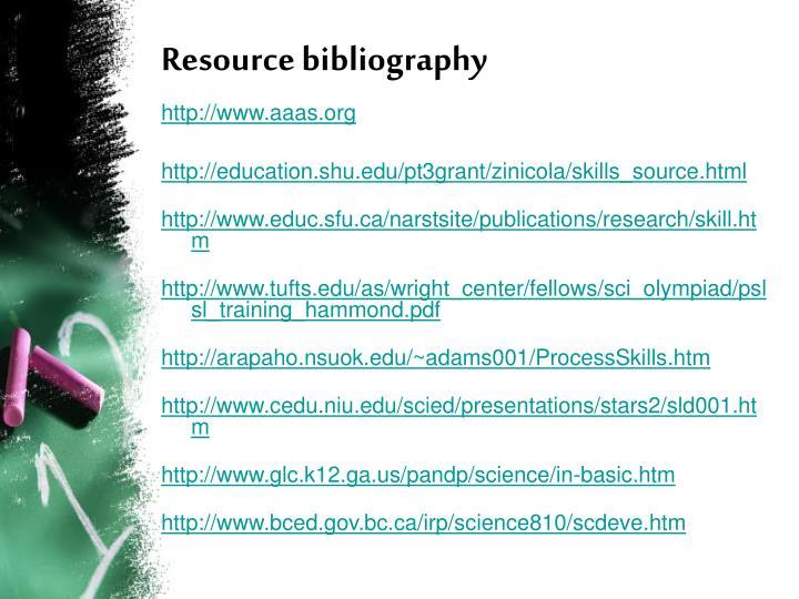 PPT - SCIENCE PROCESS SKILLS PowerPoint Presentation - ID:1085087