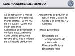 centro industrial pacheco