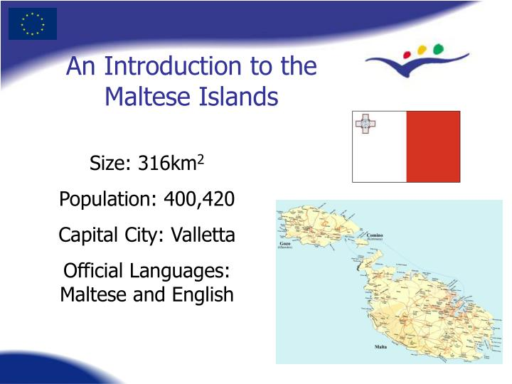 An introduction to the maltese islands