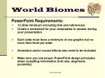 world biomes11