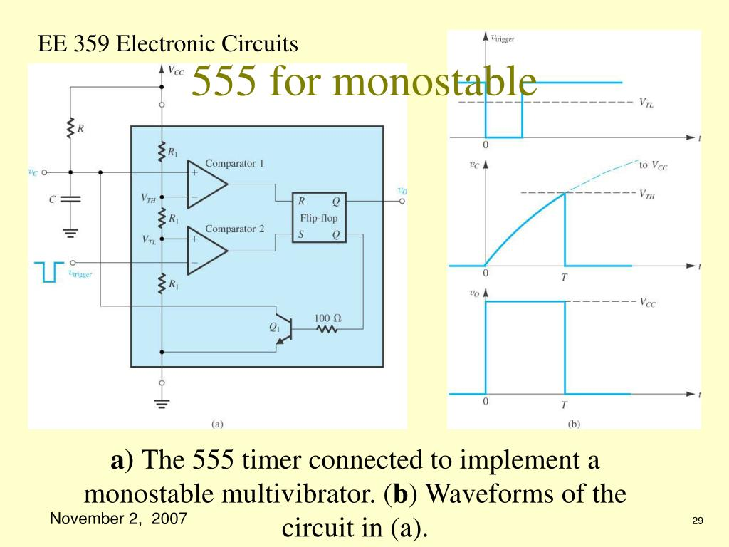 555 for monostable