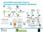 grenchmark overview easy to generate and run synthetic workloads