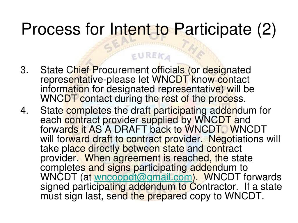 Process for Intent to Participate (2)
