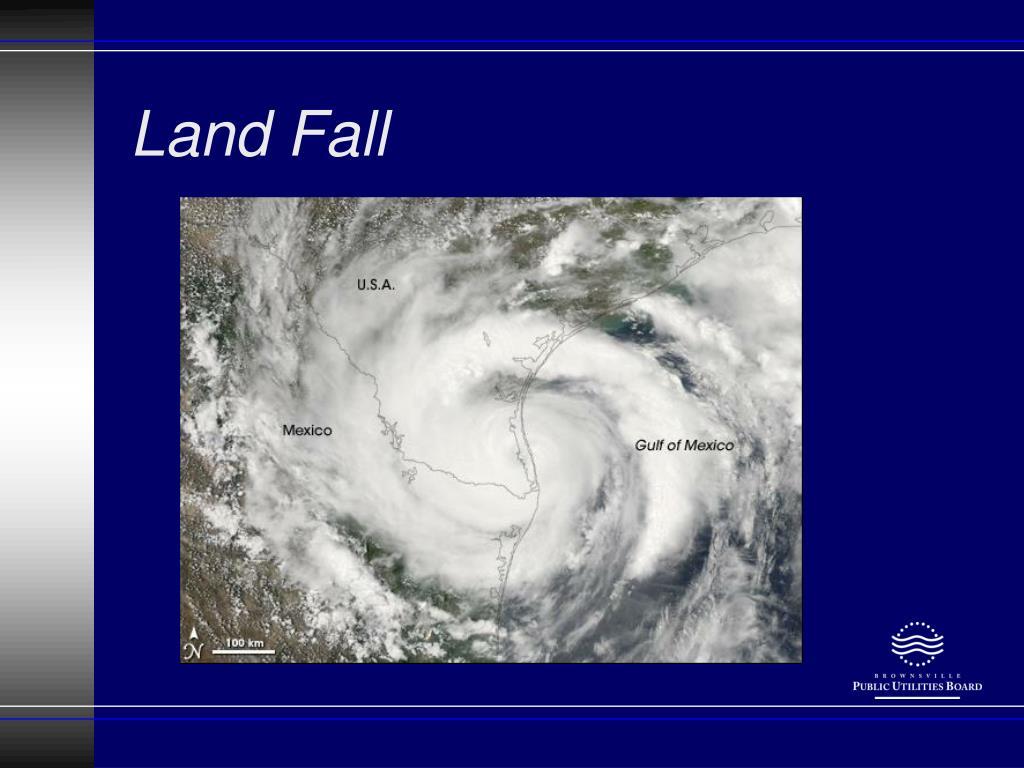 Land Fall