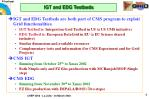 igt and edg testbeds