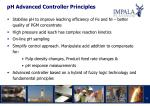 ph advanced controller principles