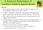 3 economic performance of lesotho s textile apparel sector12