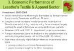 3 economic performance of lesotho s textile apparel sector14