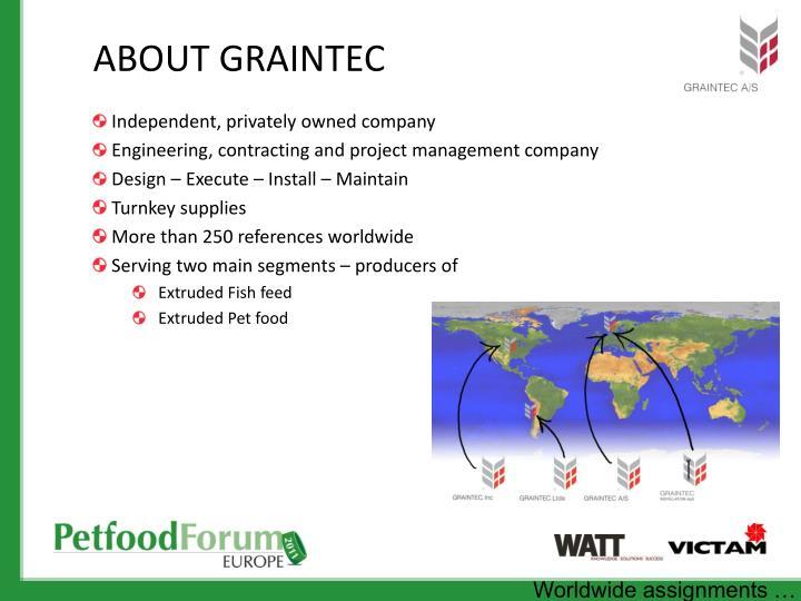 About graintec