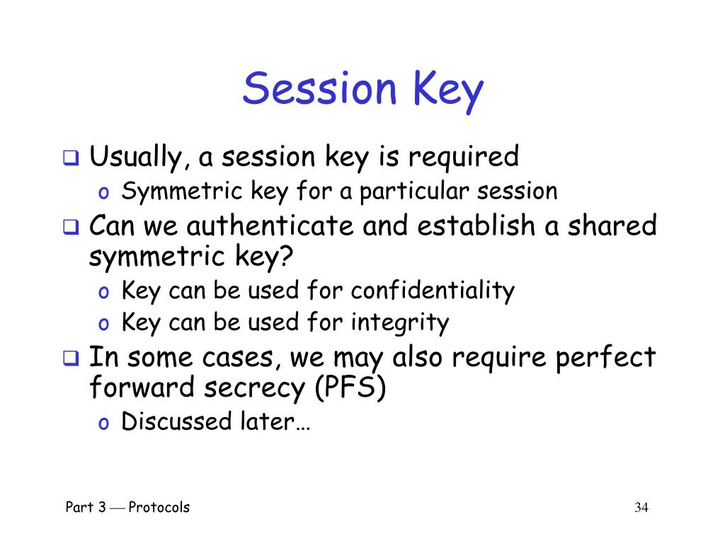 Session Key