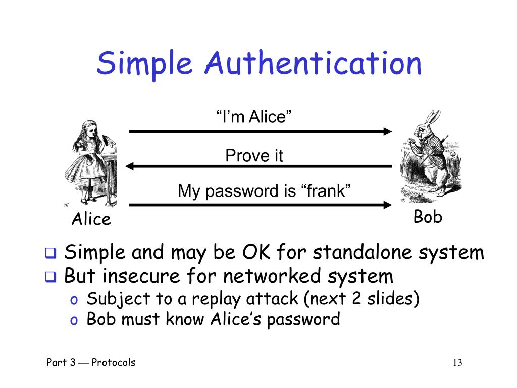 Simple Authentication