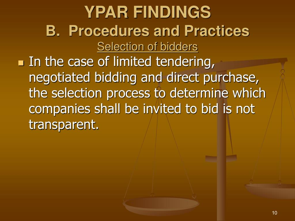 YPAR FINDINGS