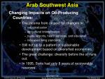 arab southwest asia12