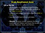 arab southwest asia6