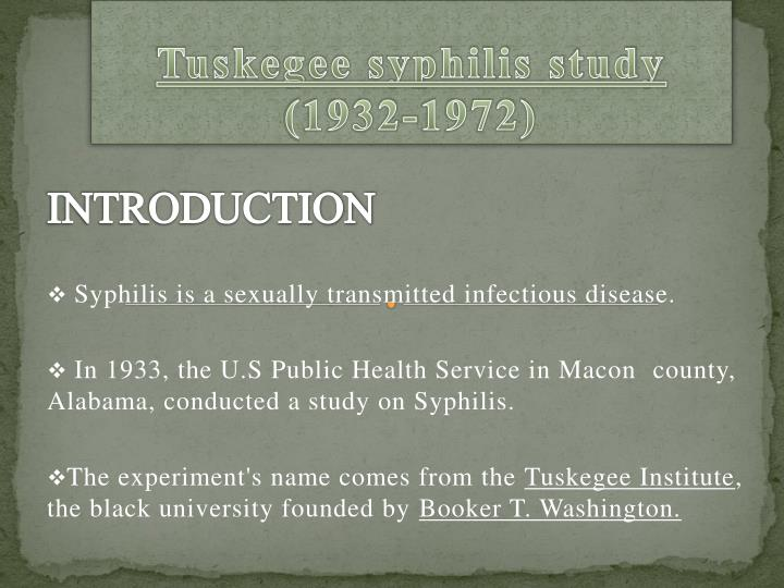 bad blood the tuskegee syphilis experiment Abebookscom: bad blood: the tuskegee syphilis experiment, new and expanded edition (9780029166765) by james h jones and a great selection of similar new, used and collectible books available now at great prices.