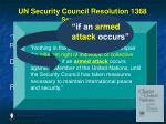 un security council resolution 1368 sept 12 200141