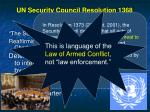 un security council resolution 1368 sept 12 200143