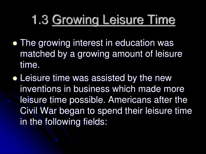 leisure is a growing industry but With the advance of human civilization, there are an increasing number of people who have raised doubts about many different cultures existing in the same country together whether multicultural societies have more problems or strengths than monoculture ones is a difficult question to answer.