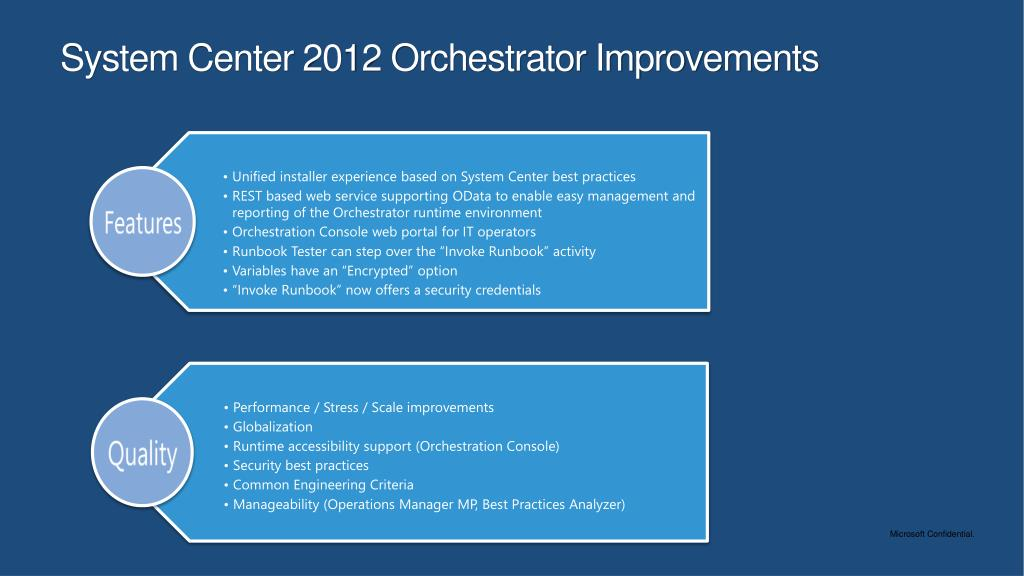 PPT - Opalis to Orchestrator and Microsoft System Center