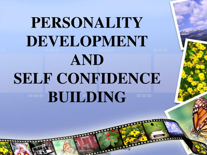 essay on confidence building Self-esteem is the confidence in one's own worth or abilities carl rodgers was the first psychologist to study the benefits of self-esteem the self-esteem movement began around 1969 and there was a big push when the 'me' generation began in 1985 (stephenson, 2004.