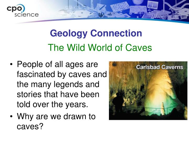 Geology Connection