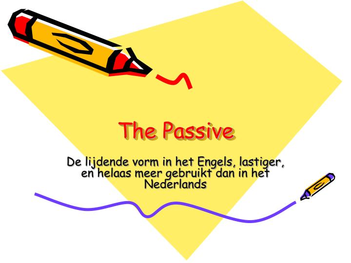ppt - the passive powerpoint presentation - id:1087985