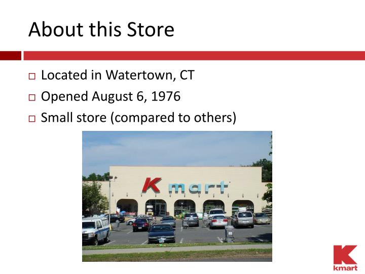 About this Store