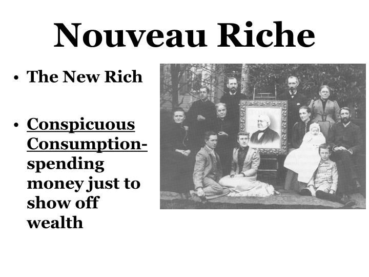 The New Rich