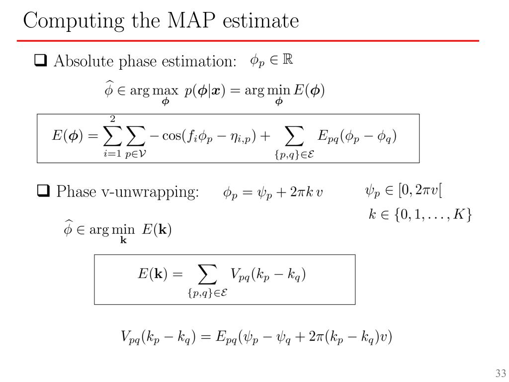 Absolute phase estimation: