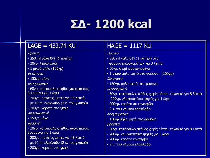 ΣΔ- 1200