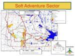 soft adventure sector
