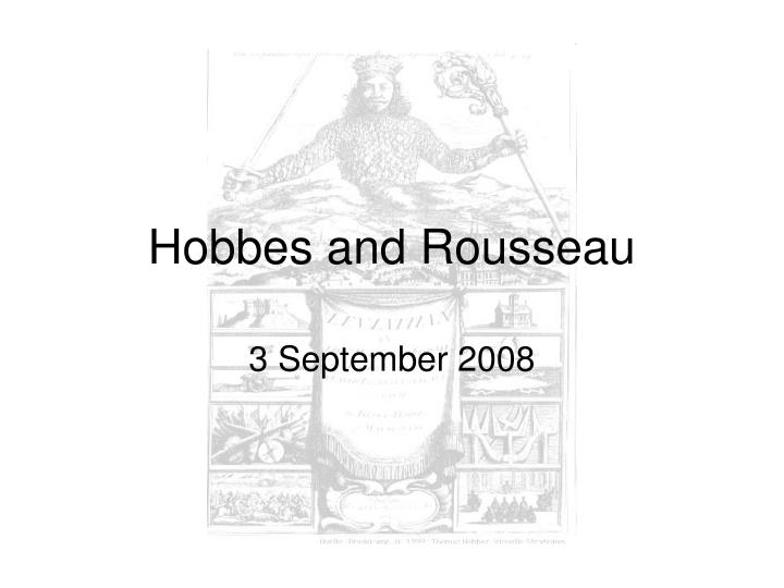 an evaluation of the relationship between violence and human nature according to hobbes and rousseau Ada270 ih iii h 299 1 form approved ~hi 1tin page omb no 0704-0188~ ia hobbes' state of nature let's distinguish between hobbes's state of nature prior to the.