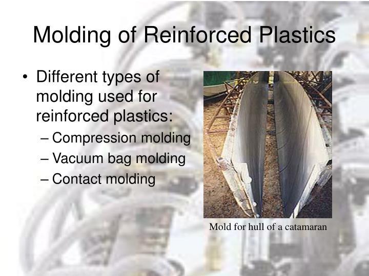Molding of Reinforced Plastics
