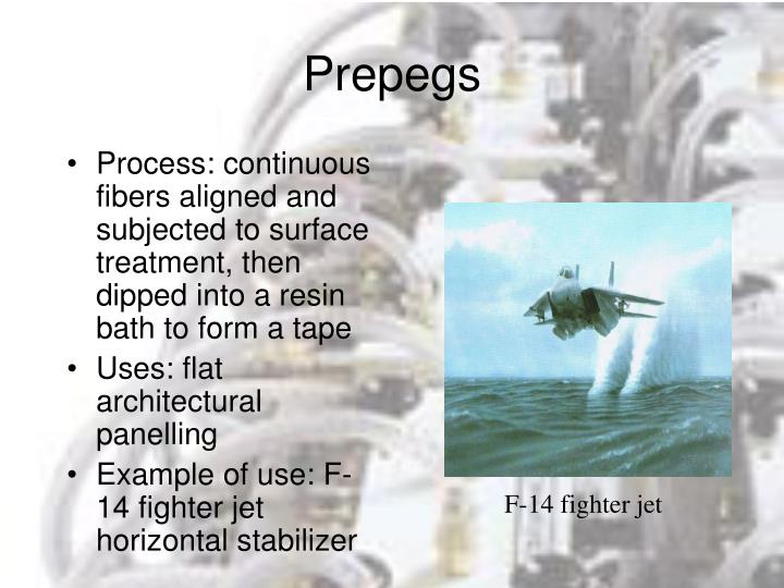 Prepegs