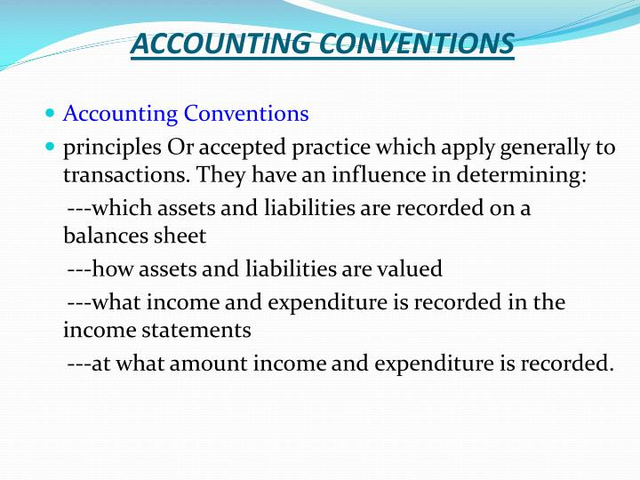 accounts generally accepted accounting principles and assets essay