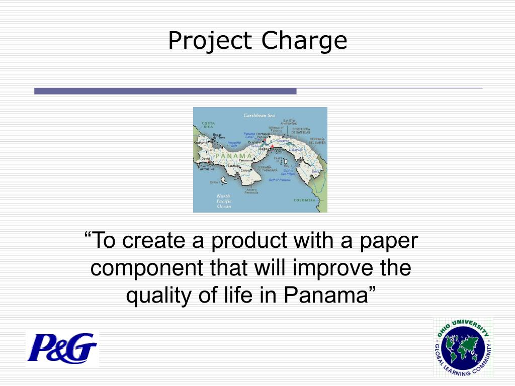 project charge