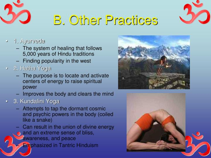 B. Other Practices