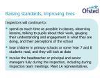 raising standards improving lives5