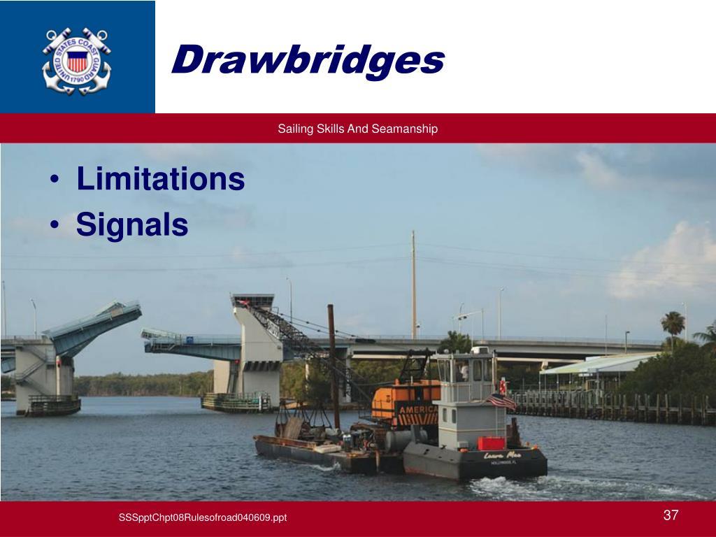 Drawbridges