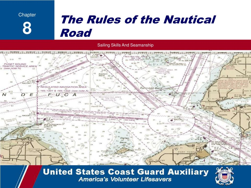 the rules of the nautical road l.
