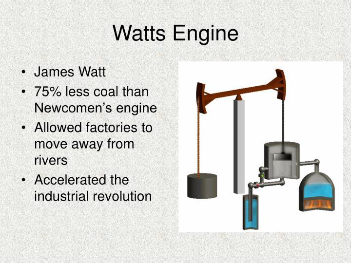 Watts Engine