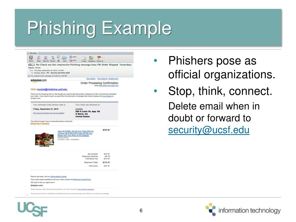 PPT - IT Security is Everyone's Responsibility PowerPoint