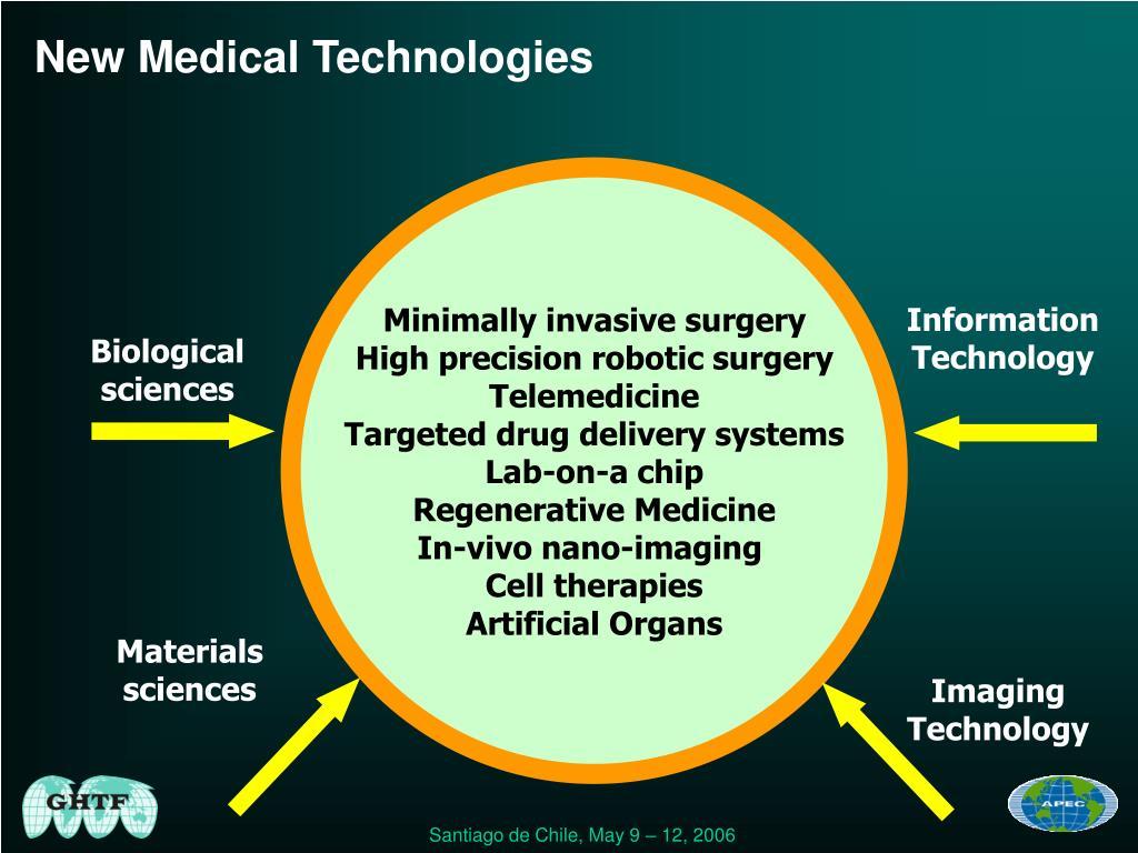 New Medical Technologies