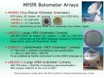 mpifr bolometer arrays5